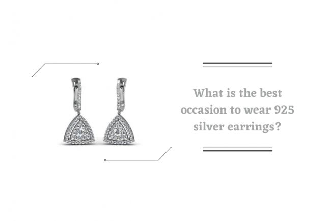 925 sterling earrings